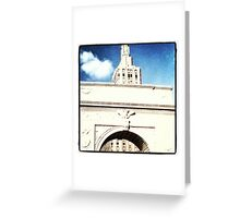 Washington Square Park Greeting Card