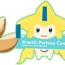 jirachi&#x27;s fortune cookies by Alex Magnus
