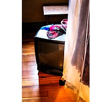 Closet Abstract Photographic Print
