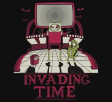 Invading time by piercek26