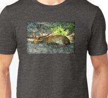 Sleeping Deer Unisex T-Shirt