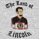 The Land of Lincoln - Chicago Blackhawks by DCVisualArts