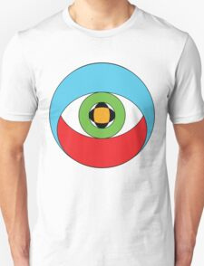 Red And Blue Ring T-Shirt