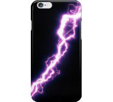 Pink Lightening iPhone Case/Skin