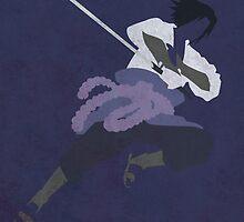 Sasuke by jehuty23