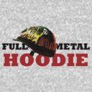 FULL METAL HOODIE by TheGreatPapers
