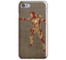 Mark XLII iPhone Case/Skin