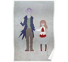 Garry & Ib Poster