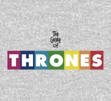 the game of thrones board game by gorillamask