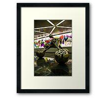 Synapsi Framed Print