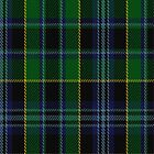00901 Wilson's No. 30 Fashion Tartan Fabric Print Iphone Case by Detnecs2013