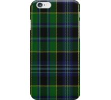 00901 Wilson's No. 30 Fashion Tartan Fabric Print Iphone Case iPhone Case/Skin