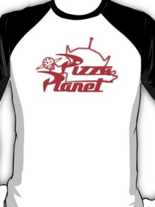 Pizza Planet! Ooooohhh! T-Shirt