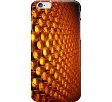Golden cells iPhone Case/Skin