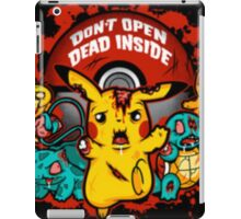Pokemon Invade iPad Case/Skin