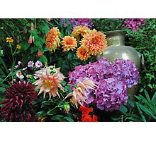 Summer Flowers! Photographic Print