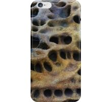 Eroded iPhone Case/Skin