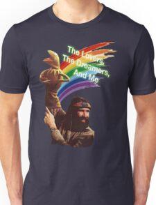 Jim Henson and Kermit Unisex T-Shirt