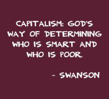 Capitalism Swanson by ashedgreg