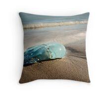 Tidal Termination Throw Pillow