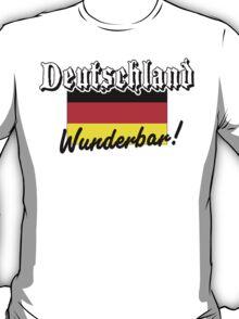 Deutschland Wunderbar! T-Shirt