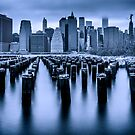 Manhattan Blues by Chris Lord