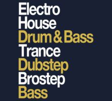 Electro House Drum & Bass Trance Dubstep Brostep Bass by DropBass