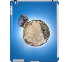 Little World of Murray-Sunset Gypsum Mine Hopper iPad Case/Skin
