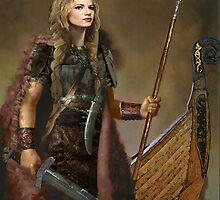 Lagertha Vikings by Bucfan98