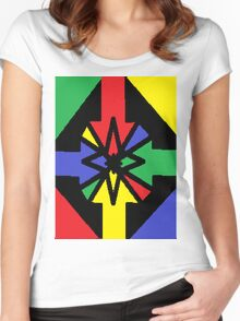 HALLELUJAH! Women's Fitted Scoop T-Shirt