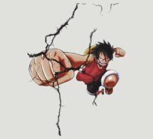 Luffy - Cracked by osirist