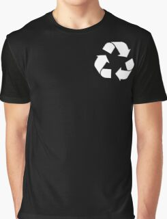 Recycle, save the planet, earth day, green Graphic T-Shirt