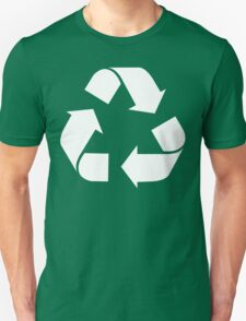 Recycle, save the planet, earth day, green Unisex T-Shirt