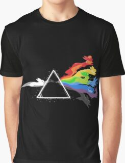 Pokemon Triangle Graphic T-Shirt