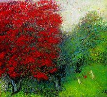 the red tree by glennbrady