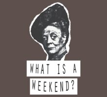 What Is a Weekend? Kids Clothes
