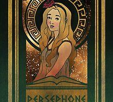 Olympia Heights: Persephone by Christadaelia