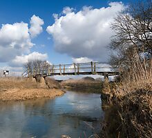 Forests Way Bridge by Nigel Bangert