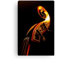 Bass Ambience Canvas Print