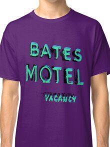 Bates Motel T-Shirt Classic T-Shirt