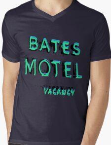 Bates Motel T-Shirt Mens V-Neck T-Shirt