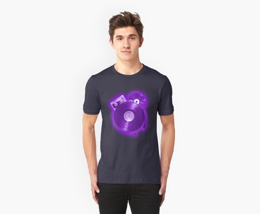 Music (R)Evolution [purple] by huffu8