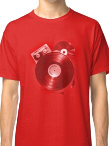 Music (R)Evolution [red] Classic T-Shirt