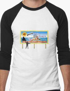 TAGGING AMITY Men's Baseball ¾ T-Shirt