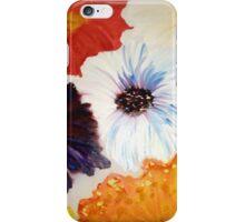 Flower Splash iPhone Case/Skin