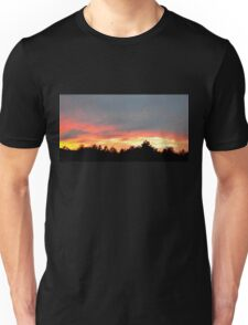 Fire on the Mountain Unisex T-Shirt