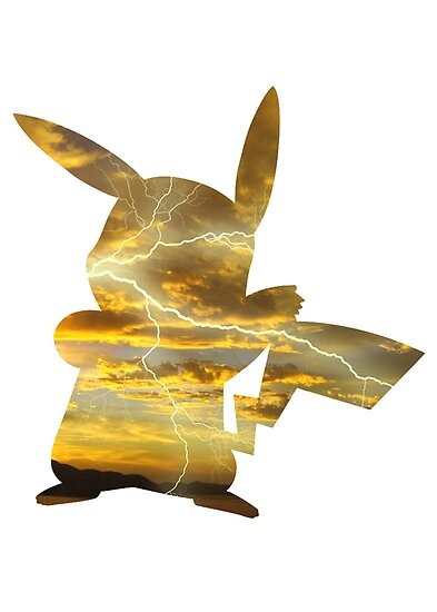 Pikachu used Thunderbolt by Gage White