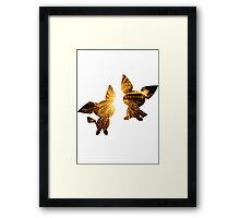 The Pichu Brothers used Spark Framed Print