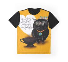 WHAT MY COFFEE SAYS TO ME NOVEMBER 7 2015 Graphic T-Shirt