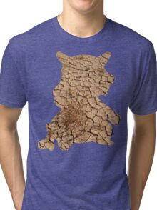 Cubone used Bone Rush Tri-blend T-Shirt